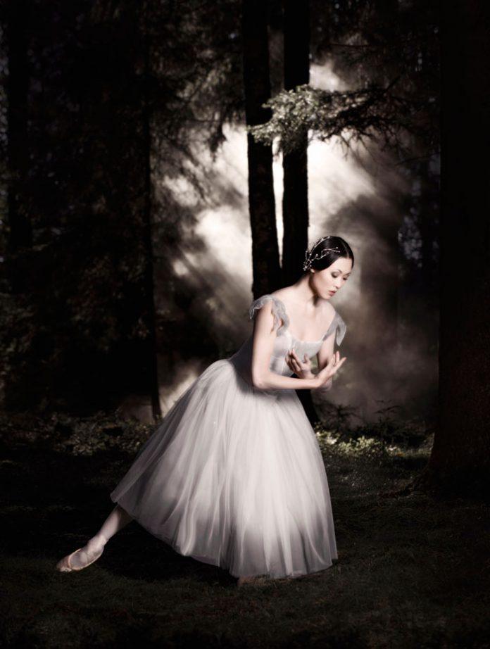 Giselle i skogen